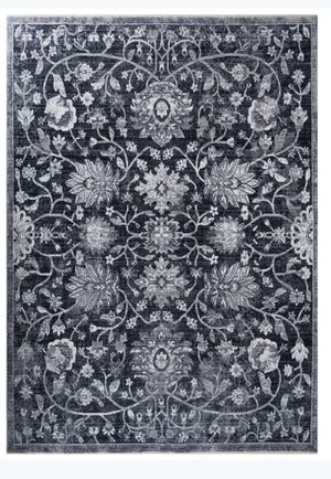 8x10 black rug for Sale in Beverly Hills, CA