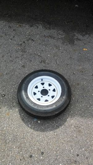 Trailer spare tire for Sale in Ann Arbor, MI