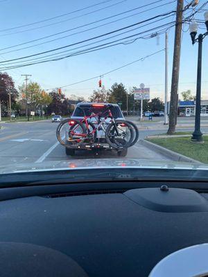 Bike rack for Sale in Allen Park, MI