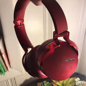 Wireless Bass Boost Sony Headset for Sale in McKinney, TX