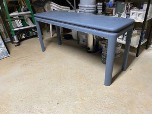 Heavy/Solid Console Table for Sale in Alpharetta, GA