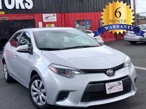 2015 Toyota Corolla for Sale in Manassas, VA
