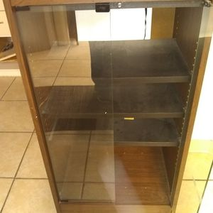Cabinet For Audio And Video Components for Sale in Chevy Chase, MD