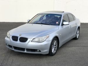 2004 Bmw 545i for Sale in Tacoma, WA