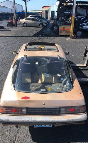 1982 Mazda rx7 parting out for Sale in Kent, WA