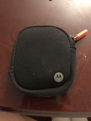 Motorola Verge Loop + Wireless Headphone for Sale in Arlington, TX