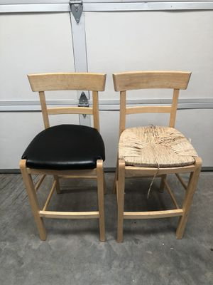 Matching bar stools for Sale in Bend, OR