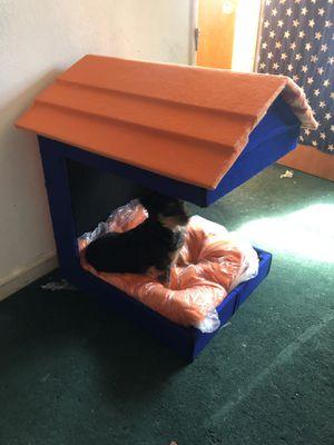 Custom made Indoor dog bed/house! for Sale in Denver, CO