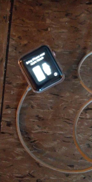 Apple watch series 3 for Sale in Buffalo, NY