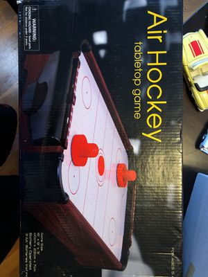 Air Hockey Table Top Game for Sale in Kennesaw, GA