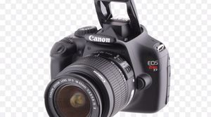 Canon Rebel T3 - barely used for Sale in Boston, MA
