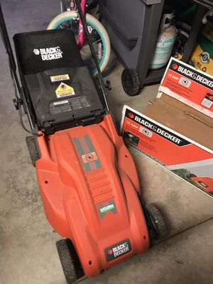 Black & Decker MM1800 Mower for Sale in Loma Linda, CA
