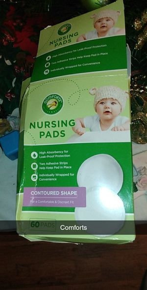 I just use 2 pads the box is new for Sale in Dallas, TX