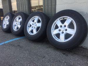 Wheels Jeep tires used new rims 15 16 17 18 19 20 22 24 26 for Sale in Warren, MI