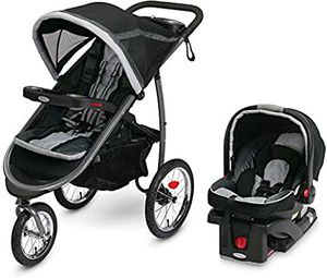 NEW Graco FastAction Fold Jogger Travel System for Sale in Sacramento, CA