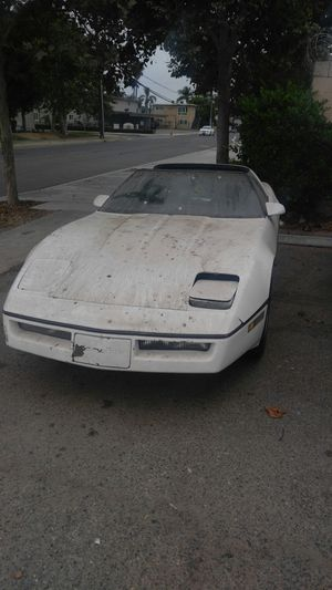 1984 Chevy corvette for Sale in Santa Ana, CA