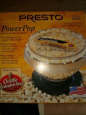 Presto Power Popper for Sale in Peoria, IL