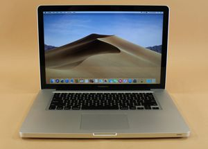 Macbook Pro 15 2012 for Sale in Gastonia, NC