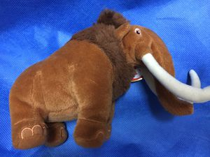 Ty beanie baby manny/ice age movie character for Sale in Anaheim, CA