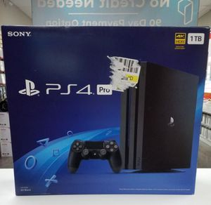 Ps4 Pro 1TB Available for Finance $50 down!! for Sale in Dallas, TX