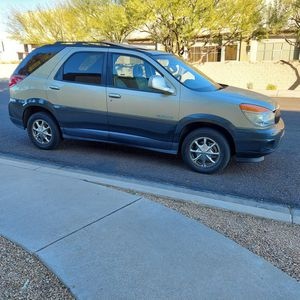 All Wheel Drive! Really Nice Suv 02 Buick Rendezvous. With Leather. Sunroof. Heated Seats. Similar To CR-V Rav4 Explorer for Sale in Phoenix, AZ