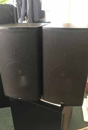 boston acoustics Cr8 Speakers Pair for Sale in Bailey's Crossroads, VA