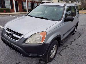 2003 Honda CR-V for Sale in  Dallas, GA