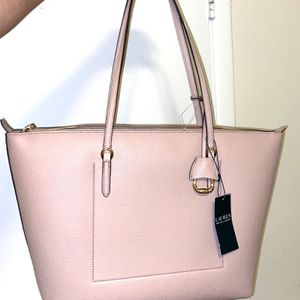 Ralph Lauren Keaton Tote Bag (New) for Sale in Silver Spring, MD