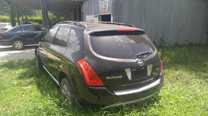 2006 Nissan murano parts for Sale in Prairie View, TX