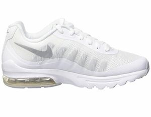 Nike Womens Invigor White/Metallic Silver Running Shoes Size 8.5 (493374). Condition is Used. See pictures ask questions and make an offer! for Sale in The Bronx, NY