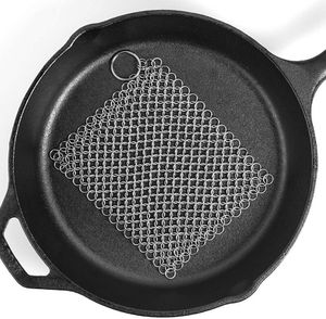 """Ationgle 8""""x6"""" Stainless Steel Cast Iron Cleaner for Sale in Pasadena, CA"""