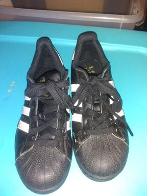 Adidas sneakers size 5.5 for Sale in Stone Mountain, GA