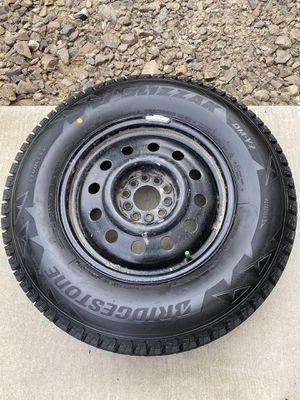 Bridgestone Blizzak Studless Snow Tires for Sale in Wenatchee, WA