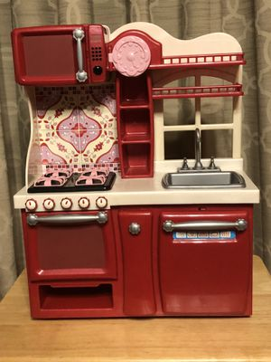 Our Generation doll toy kitchen for Sale in Chicago, IL