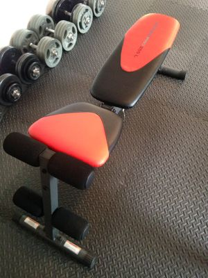 ADJUSTABLE WEIGHT BENCH for Sale in Highland Heights, OH