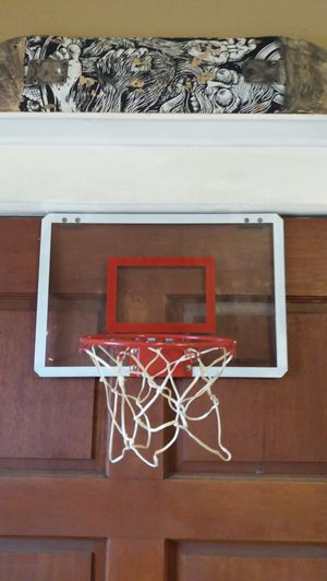 Mini Basketball Hoop with ball for Sale in Long Beach, CA