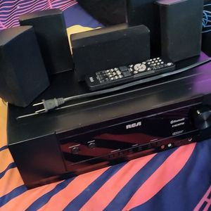 RCA Surround Sound Stereo System for Sale in Auburndale, FL