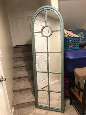 Incredible Full Length Distressed Door Panel Mirror! for Sale in Sandy, UT