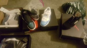 All size 11, all deadstock.. All come with receipt nothing less than 220 a piece..shoot me some offers.. i can give more pics also for Sale in Baltimore, MD