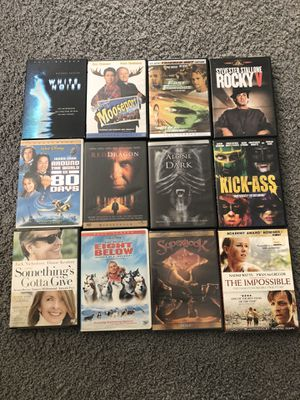 Dvd's for Sale in Troutdale, OR