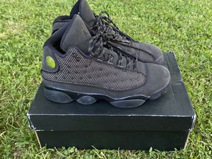 Air Jordan 13 retro' black cat' for Sale in UNIVERSITY PA, MD