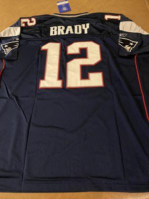 Patriots Brady Jersey for Sale in Jackson Township, NJ