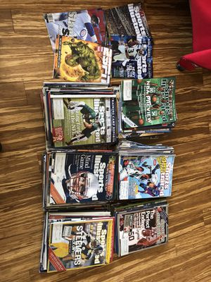 Sports illustrated magazines for Sale in Olympia, WA