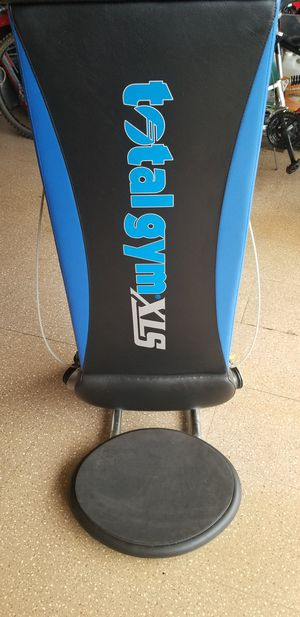 Total Gym Xls for Sale in Fort Bragg, NC