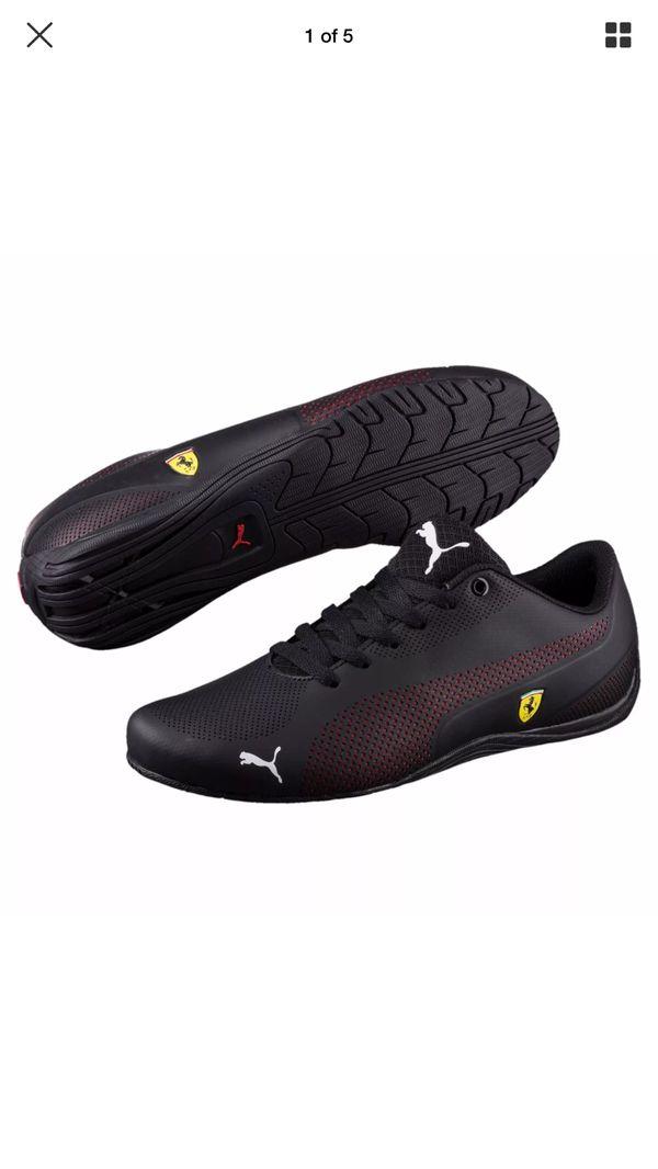 Puma men New shoes tenhalf