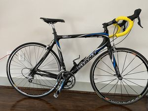 2006 giant TCR carbon fiber road bike for Sale in Houston, TX