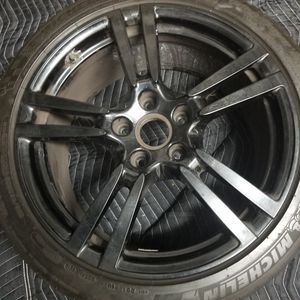 Panamera rims and tires for Sale in Somerset, NJ