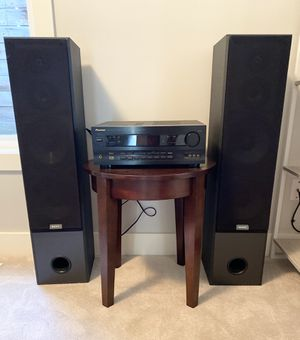 Sony Speakers and Pioneer Receiver for Sale in Portland, OR