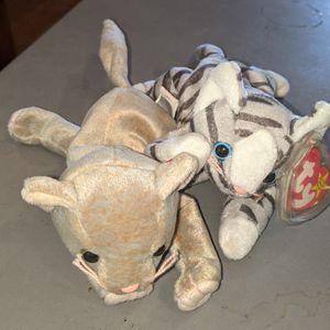 Beanie Babies - Feline Friends for Sale in Fullerton, CA