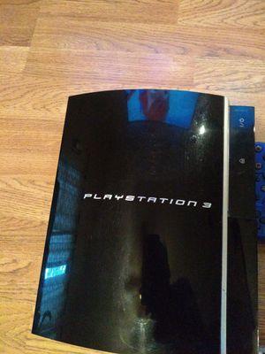 PS3 buenas condiciones con 15 guegos muy bien cuidados for Sale in Aurora, IL